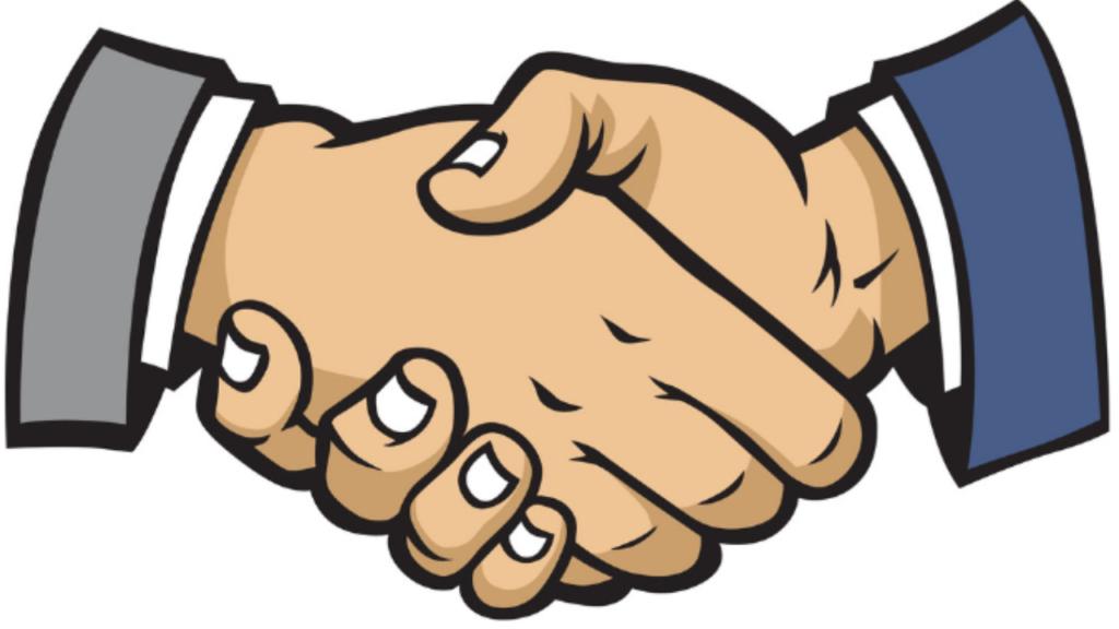 правила пожатие руки картинка дипломат импровизирует